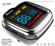 LASTEKการรักษาด้วยเลเซอร์นาฬิกาเพื่อควบคุมความดันโลหิต Llltเย็นสีแดงแสงGD07-W-1
