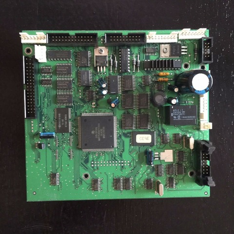 placa do formatador placa principal para impressora zebra p310i
