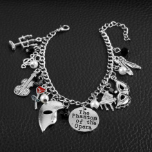 The Phantom Of Opera Fashion bracelet Personality jewelry Vintage