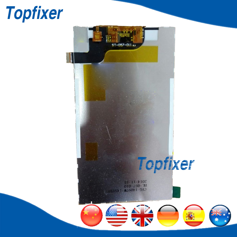 Flex Number LCD Screen For Clone China Samsung Note 4 ST-057-011 LCD Display Digitizer Sensor 1PC/Lot