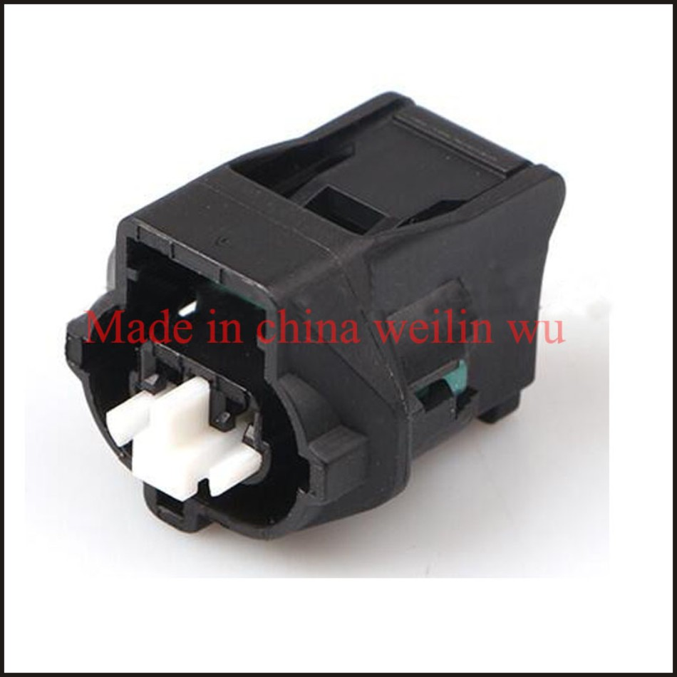 5 SET DJ70231A-2.2-21 male Connector Terminal plug connectors jacket auto Plug socket 2 way female Connector Fuse box