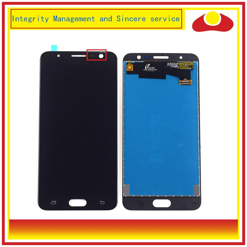 Image 4 - 50Pcs/lot For Samsung Galaxy J7 Prime G610 G610F On7 2016 G6100 LCD Display With Touch Screen Digitizer Panel Pantalla Complete-in Mobile Phone LCD Screens from Cellphones & Telecommunications