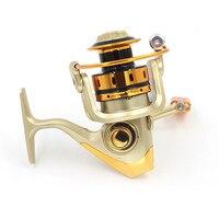 Sales DIAO DE LAI Saltwater Spinning Fishing Reel 7000 Series Metal Spool Carp Fishing Reels Coil Wheel Tackles 10BB 4.7:1