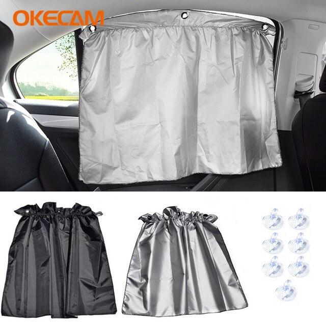 Автомобиль Солнцезащита боковых стёкол автомобиля Зонт Шторы для VW Мужские поло Гольф 4 7 5 6 3 passat b5 b6 b7 Жук T4 T5 touran Бора Кэдди Sharan TIGUAN JETTA