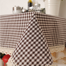 Table Cloth Fresh Style High Quality Lace Tablecloth Decorative Elegant Table Cloth Linen Table Cover