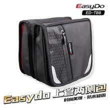 Easydo Bicycle Cycling Bag Bike Top Tube Saddle Bag Bicycle Frame Pannier Bag Rack Bicycle Accessories FE#8