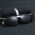 Hdcrafter moda condução óculos de sol para homens polarizada óculos de sol uv400 proteção óculos de alta qualidade óculos de design da marca