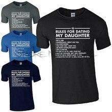 Regole papà per la camicia figlia dating