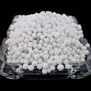 Dechlorination Energy Ceramic Ball 99% Calcium Sulfite For Tap Water Removal of Residual Chlorine 3-5mm
