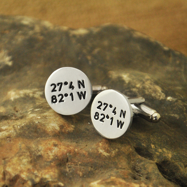 Aliexpress.com : Buy Personalized Cufflinks Wedding Cufflinks ...