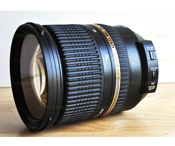 Tamron SP 24-70mm f/2.8 Di VC USD Stand Zoom  Lens For Canon tamron sp 24 70mm f 2 8 di vc usd nikon объектив