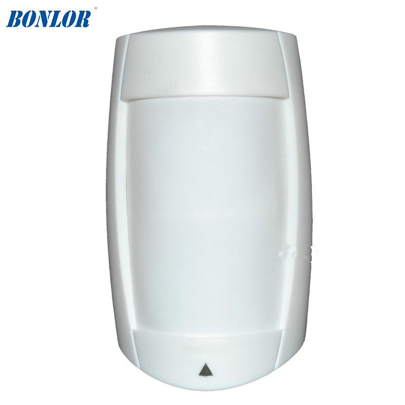10 pcs infravermelho interior fio pir motion sensor detector para alarme de seguranca anti roubo