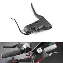Brake Handle Bar Grips for XIAOMI MIJIA M365 Electric Scooter Clutch Aluminium Alloy