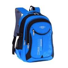 hot new children school bags for teenagers boys girls big capacity school backpack waterproof