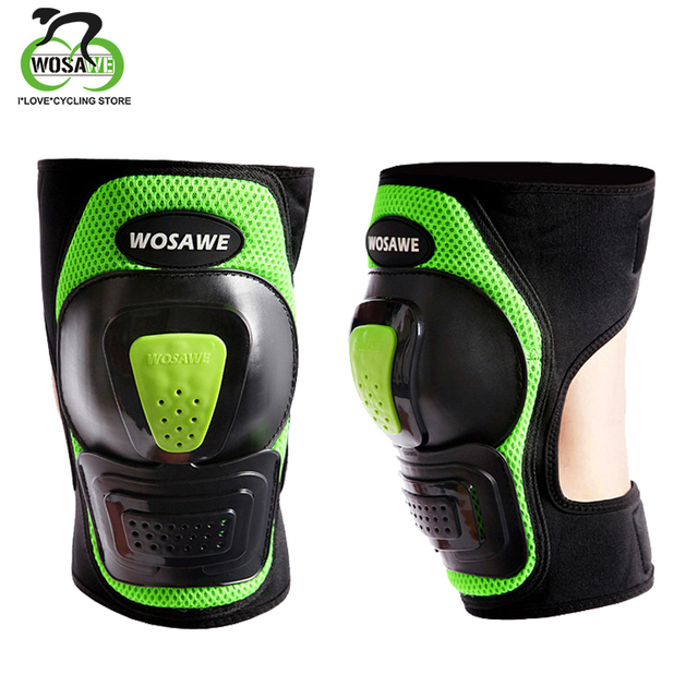 f462a8b9a2 WOSAWE New Sports Kneepad Volleyball Knee Pads Protector Skating Ski  Snowboard Knee Support Brace Joelheira Protection