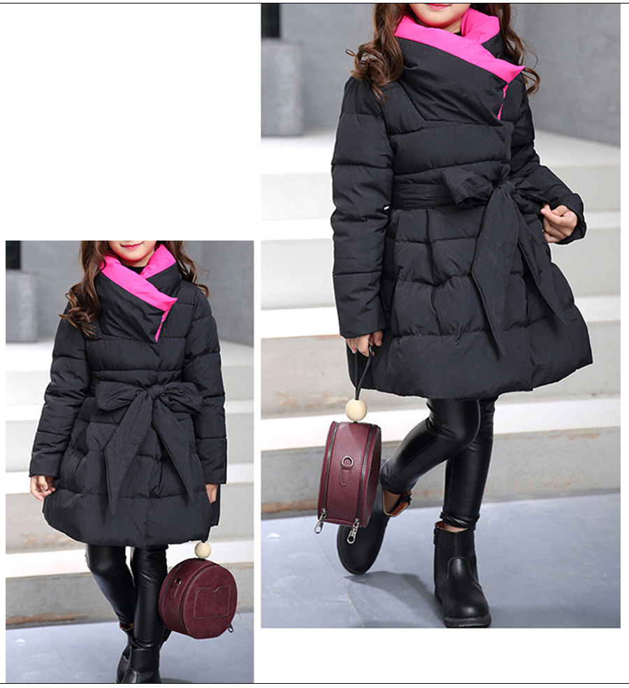 d752299983c Toddler Girls Winter Coats And Jackets Children Girls Parka Spring Autumn  Warm Girls Clothes 2018 Big Teen Age 6 8 10 12 14 Year Summer Jackets For  ...