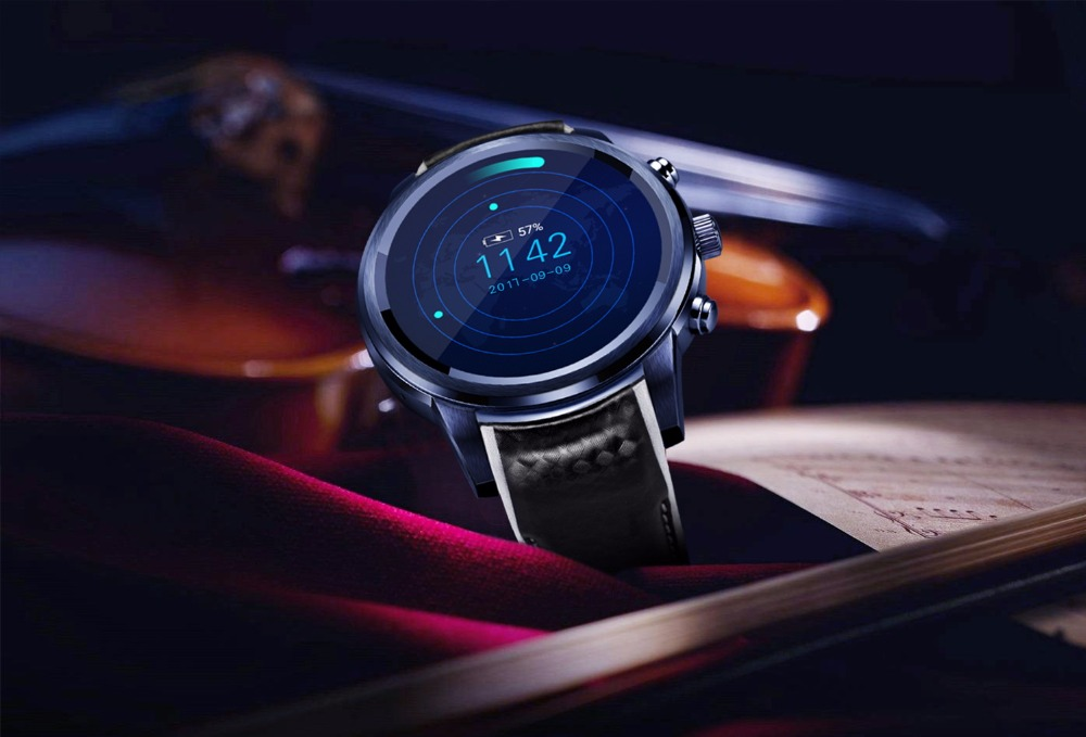 LEMFO LEM5 Pro Android Smart Watch For Men And Women 2GB + 16GB With GPS WiFi And Bluetooth 18