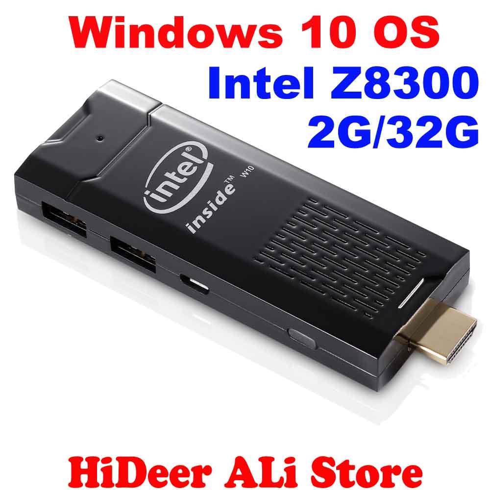 USB3.0 2GB 32GB WiFi Bluetooth Windows 10 Mini PC Z8300 Quad core Computer Stick Cooling Fan TV Box W10 PK T02 T03 T04 W8 Dongle higole gole1 plus mini pc intel atom x5 z8350 quad core win 10 bluetooth 4 0 4g lpddr3 128gb 64g rom 5g wifi smart tv box
