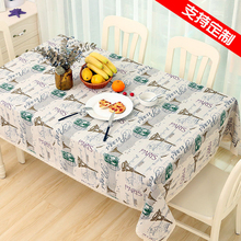 New Cotton And Linen Tablecloths Garden Fresh Simple European Lace Fabric Photo Background Tea Table Cloth Home Textile Dinner