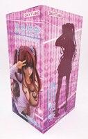 New Comic Anime Céu Tubo Kanna Yuzuki saia Curta por KurehitoMisaki 25 cm Brinquedos Figura Sexy