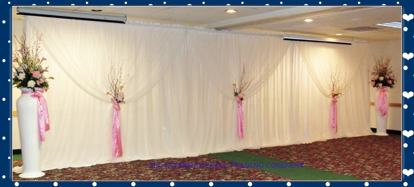 for drapery weddings canopy white tulum co drape draping ceiling smsender lot roof fabric cheap wedding draper luxury drapes voilet
