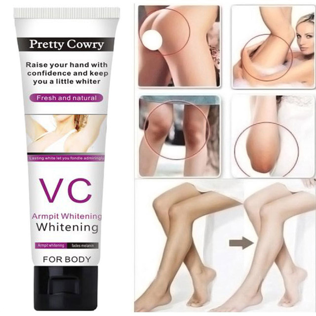 Body armpit whitening cream Legs Knees Private parts