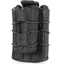 Ambidextrous Tactical Pistol Hand Pisztoly Holster Magazine Holder Derék Holsters