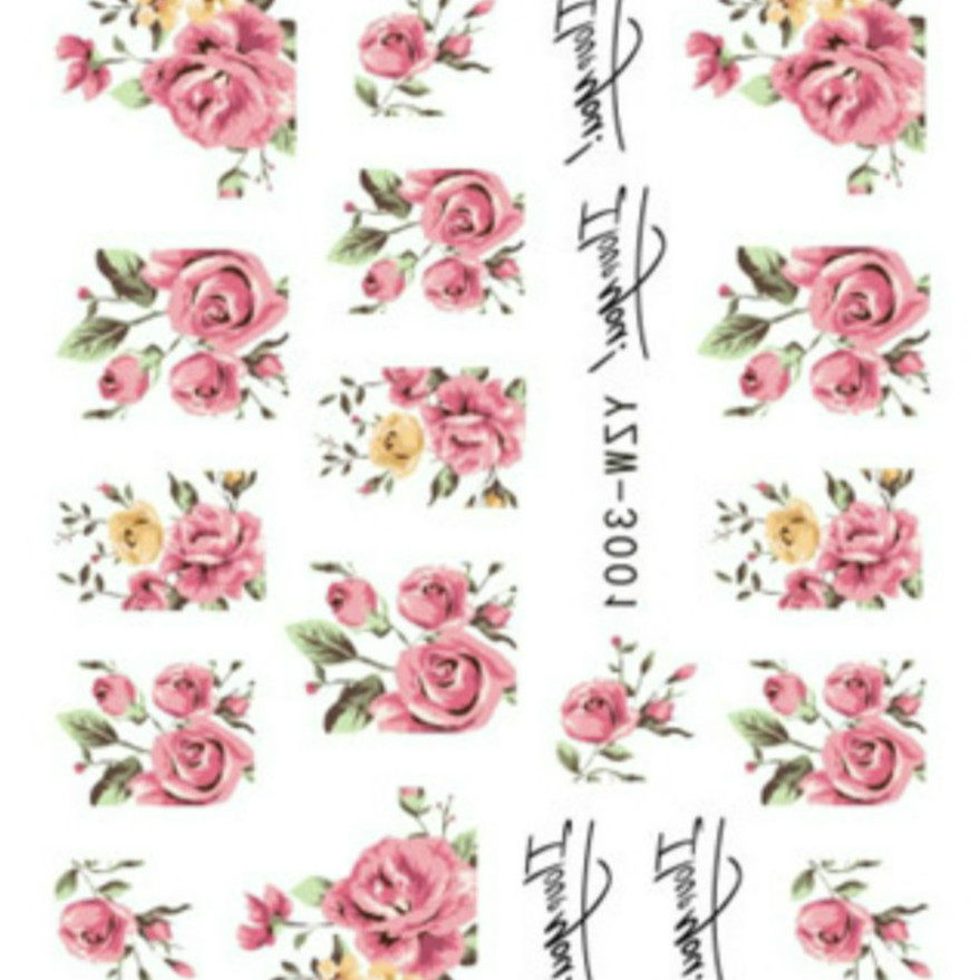 1 Pcs Sell Flowers Rose Nail Art Templates Pure Clear Jelly Silicone Nail Stamping Pl With Cap Transparent Nail Stamp Nail Art Relieving Rheumatism Beauty & Health
