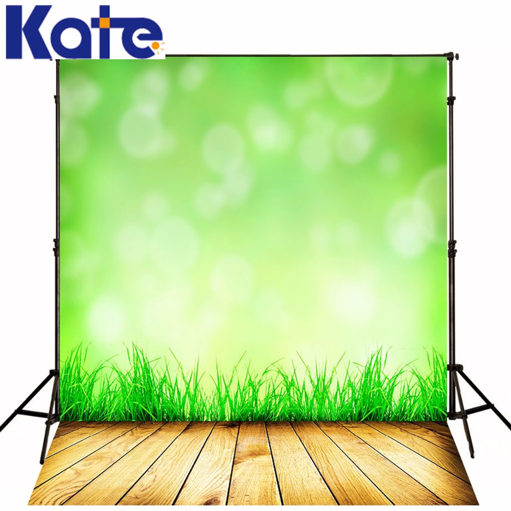 Photography Backdrops Fresh Green Grass Wood Brick Wall Backgrounds For Photo Studio Ntzc-137 300cm 200cm 7ft 10ft classic wood photography background woodvintage photo propsbackdrop photo ntzc 033
