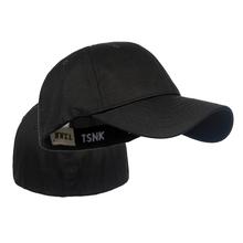 TSNK męskie i damskie entuzjastów wojskowych podstawowa czapka taktyczna Snapback rozciągliwy kapelusz bieganie wędkarstwo tanie tanio T S N K Baseball Cap Stałe Parasolka COTTON