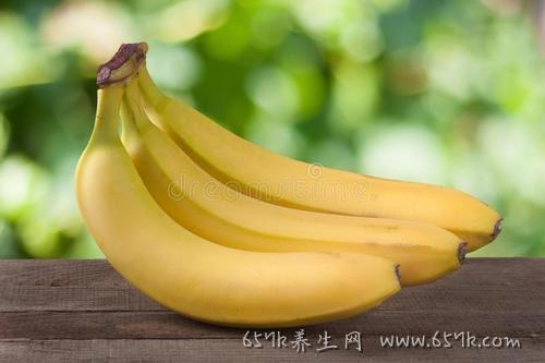 香蕉的功效 常吃香蕉远离这几种疾病