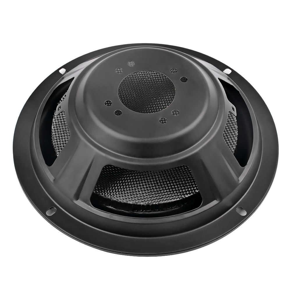 AIYIMA 8 дюймов аудио динамик s пассивный радиатор диафрагма бас радиатор сабвуфер динамик запасные части, комплектующие для ремонта DIY домашний кинотеатр