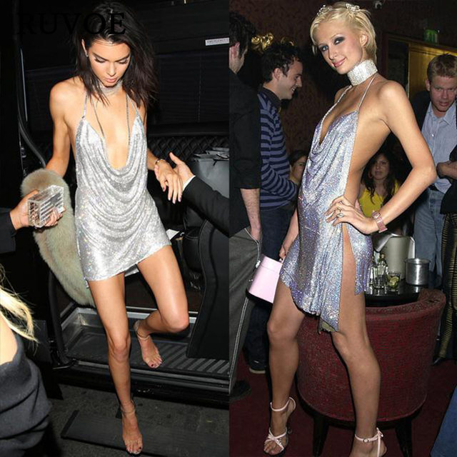CRYSTAL Kendall Jenner 21st Birthday Party Dress Women