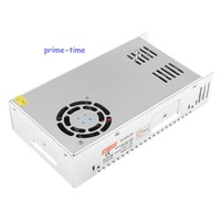 Best quality 24V 15A 360W Switching Power Supply Driver for LED Strip AC 100 240V Input to DC 24V free shipping