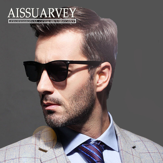 Sunglasses for men fashion brand designer polarized reflection driving eyeglasses out door eyewear polaroid lenses boy cool new