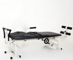 Image 4 - Облегчение боли в спине с поясничным трактором, растяжка шеи, поясничное тяговое устройство для поддержки позвоночника, бандаж, Корректор ног