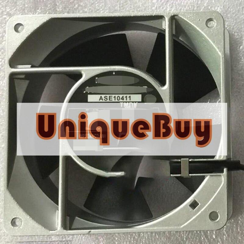 For Matsushita ASE10411 100V 15/14W 120*120*38MM Aluminum Frame Cooling Fan Processor Cooler Heatsink Fan