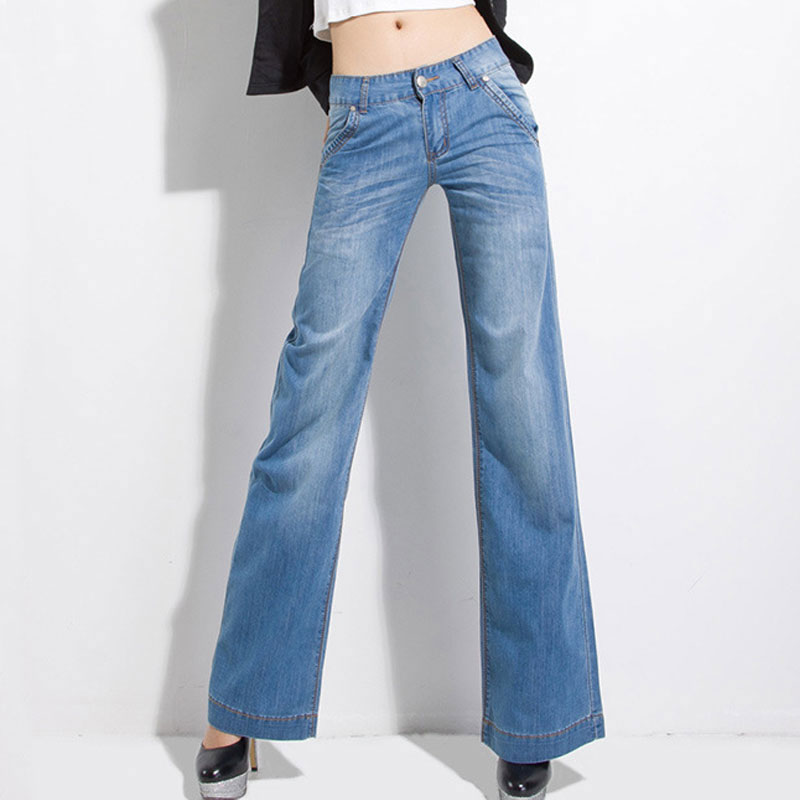 Popular Big Leg Jeans-Buy Cheap Big Leg Jeans lots from China Big ...