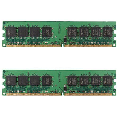 Image result for 2X1GB DDR2