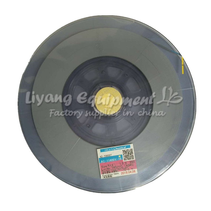 Hand & Power Tool Accessories Power Tool Accessories Knowledgeable Original Acf Ac-11400y-16 Pcb Repair Tape 1.5mm*200m Latest Date For Pulse Hot Press Flex Cable Machine Use