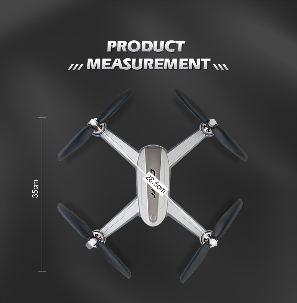 JJRC JJPRO X5 Professional Drone with Camera 1080P Brushless Motor High Hold Quadcopter Auto Follow GPS Positioning Fly  Mins 29