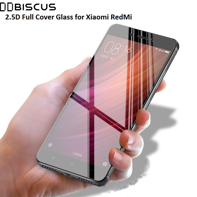 Full Tempered Glass For Xiaomi Mi A1 5X Redmi Note 4X