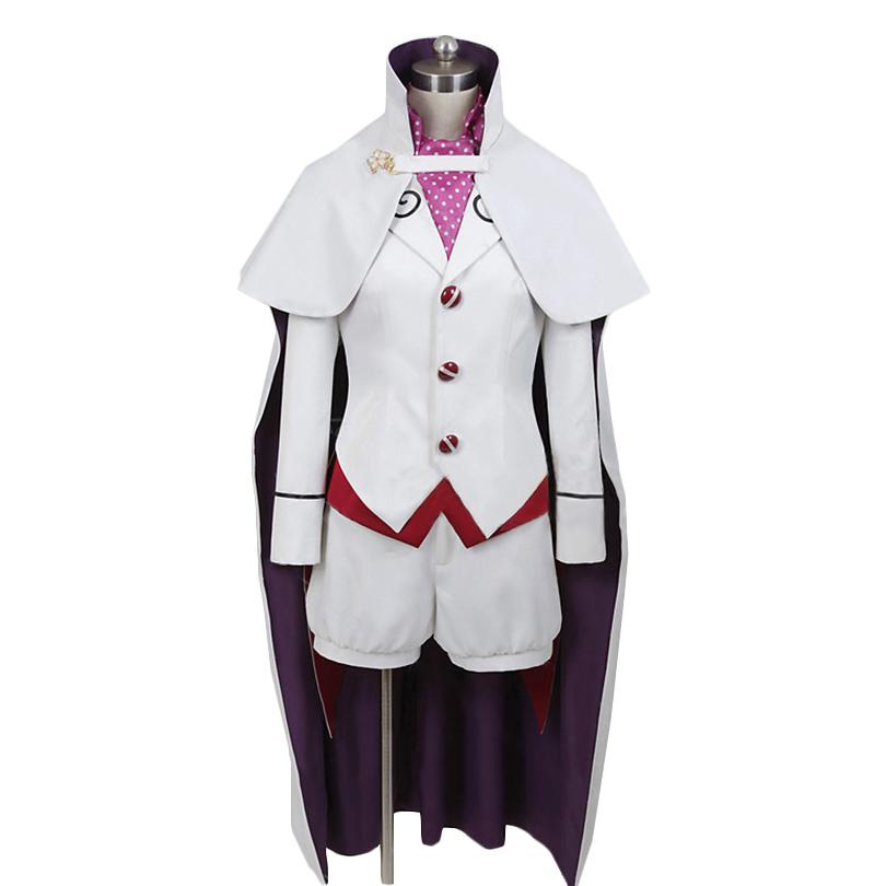 Ao no Blue Exorcist Mephisto Pheles Cosplay Costumes Stage Performence Clothes Perfect Custom for You