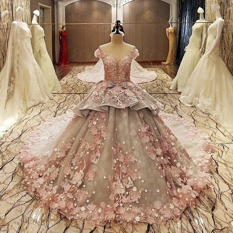 Popular Grey Ball Gowns-Buy Cheap Grey Ball Gowns Lots