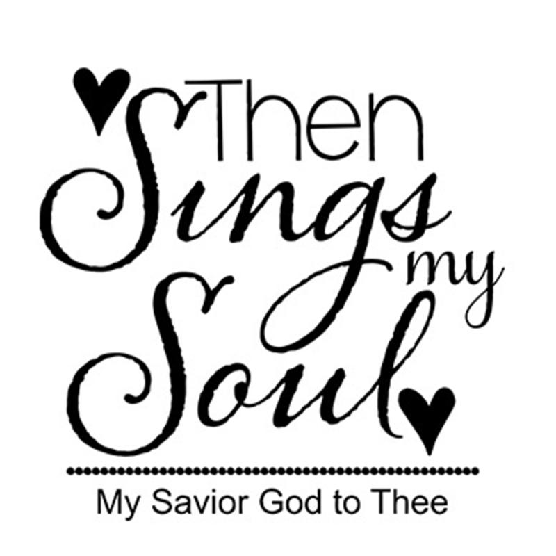 English Quotes Sing My Song/Look up me Removable Wall Stickers Living Room Bedroom Decal ...