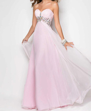 free shipping 2013 New!Stunning Strapless Party Prom Gown Evening Long Dress Graduation Dresses