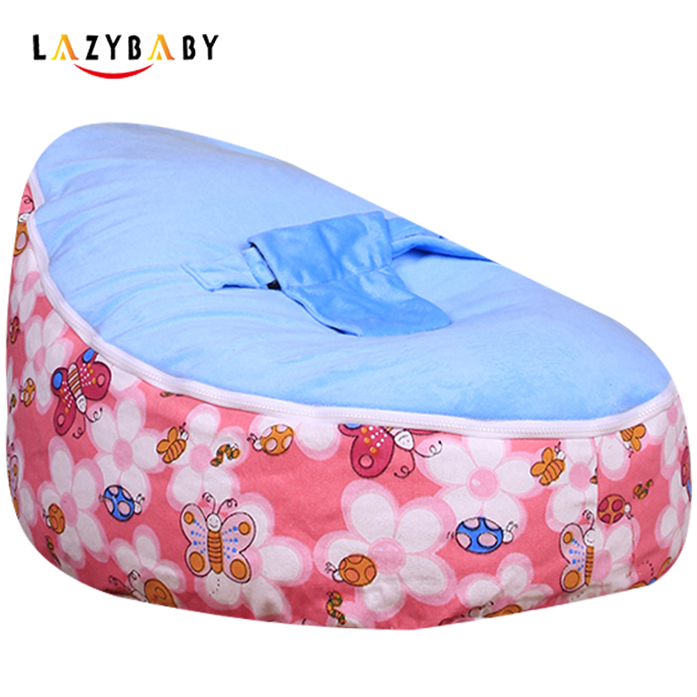 Outstanding Lazybaby Medium Honeybee Baby Bean Bag Chair Kids Bed For Forskolin Free Trial Chair Design Images Forskolin Free Trialorg