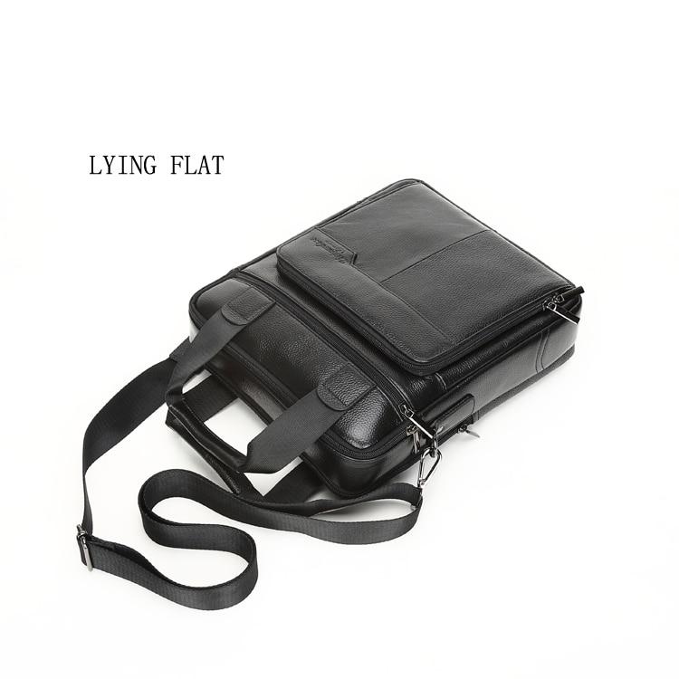 HTB10R4FcED.BuNjt h7q6yNDVXaF MEIGARDASS Genuine Leather Business Briefcase Men Travel Shoulder Messenger Bags Male Document Handbags Laptop Computer Bag