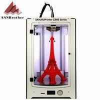 SANJIUPrinter3 Z360 3D принтеры новые 2016 DIY KIT для Ultimaker 2 UM2 Расширенный автоматический выравнивания 3D принтеры включают все Запчасти.