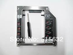 Для Apple MacBook Pro A1278 A1286 A1297 2nd 9.5 мм SATA HDD SSD адаптер Caddy Bay